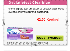 clearblue ovulatietest