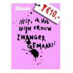 Besteseller van Kluun, erg grappig boekje